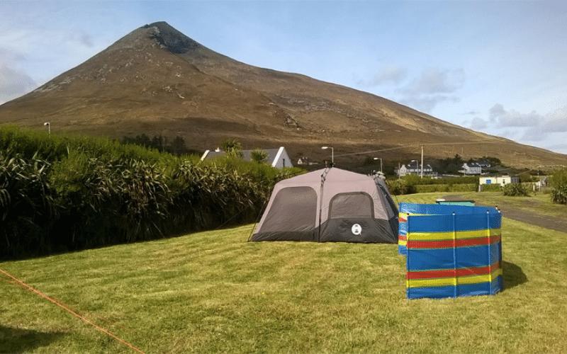 campsites in mayo