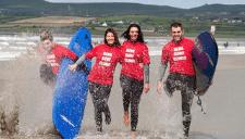 surf schools, clare