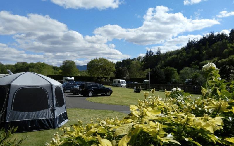 family caravan parks in killarney