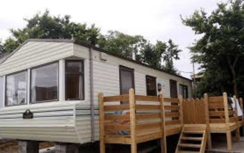 mobile homes in clare