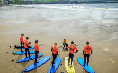Lahinch Surf School Feature
