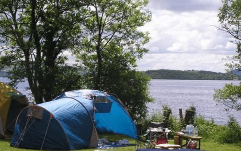 campsites in clare