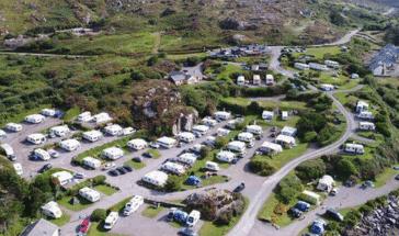 Wave Crest Caravan Park Feature