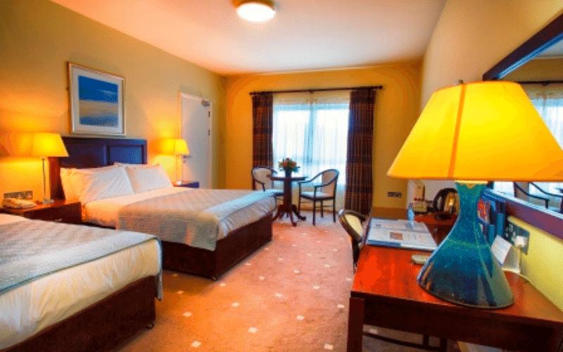 Kenmare Bay Hotel rooms