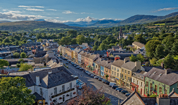 Kenmare, One of the Best Holiday Destinations in Ireland