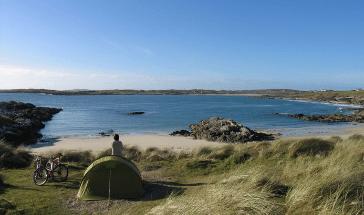 Top Ten Campsites near the Beach