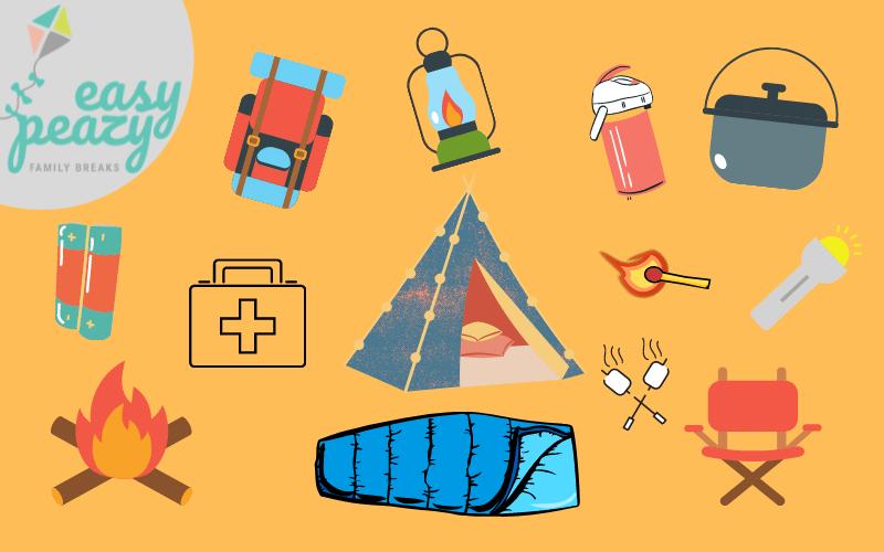 Camping Essentials Checklist