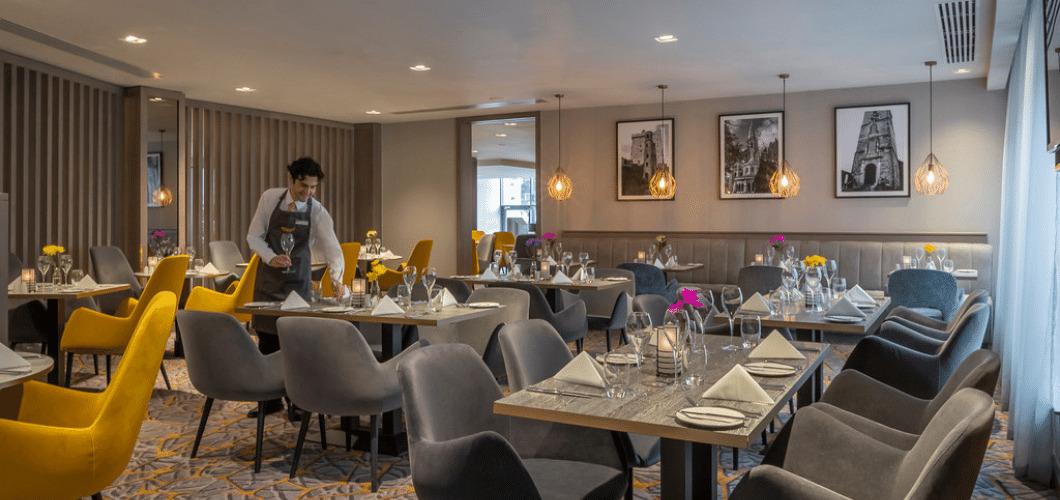 Maldron hotel restaurant