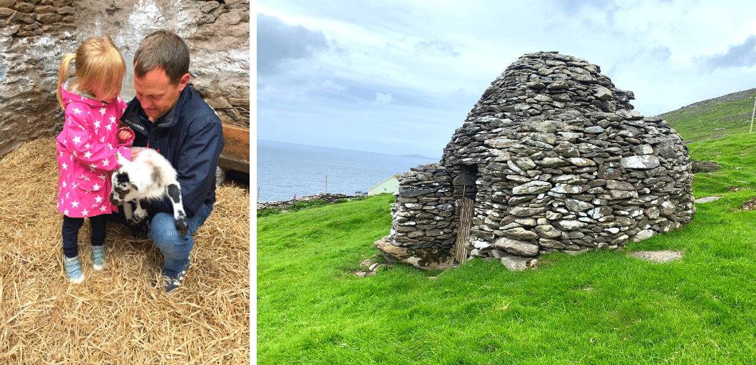 Beehive Huts in Kerry