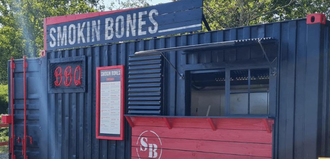 smoking bones at IOAC